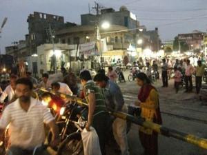 Nachtleben in Indien